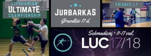 Логотип турнира LUCi 2017/2018 league (Open) * 2nd stage
