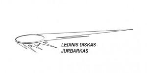 Логотип турнира Ledinis Diskas 2018