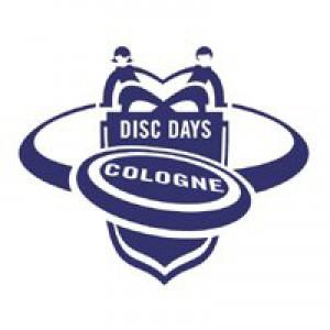 Логотип турнира Disc Days Cologne 2018