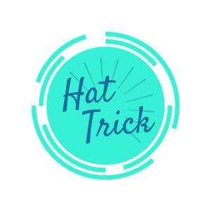 Логотип турнира Hat Trick 2018