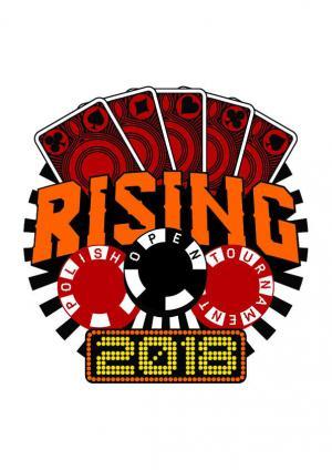Логотип турнира Rising POT 2018