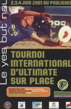 Логотип турнира Yes BUT Nau 2001