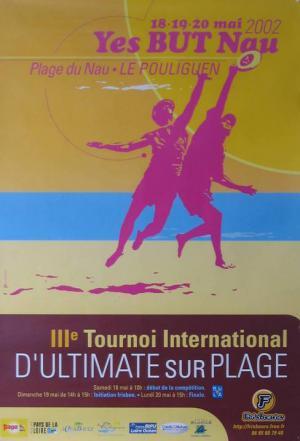 Логотип турнира Yes But Nau 2002