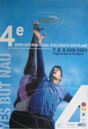 Логотип турнира Yes But Nau 2003