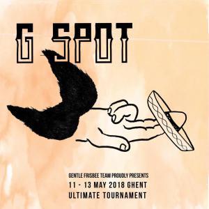 Логотип турнира G-Spot 2018