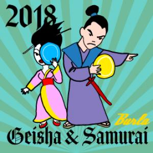 Логотип турнира Burla Beach Cup 2018