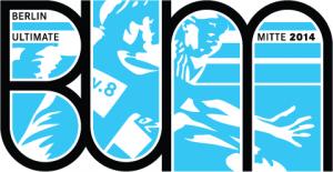 Логотип турнира Berlin Ultimate Mitte 2014