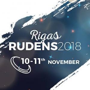 Логотип турнира Rigas Rudens 2018