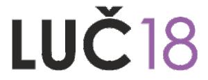 Логотип турнира LUC 2018