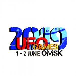 Логотип турнира UFO Games 2019