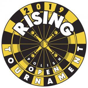 Логотип турнира Rising POT 2019