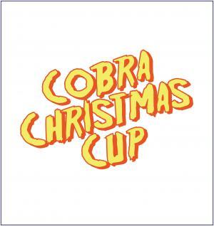 Логотип турнира Cobra Christmas Cup 2019