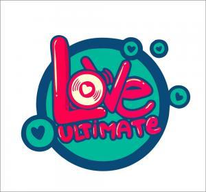 Логотип турнира Love Ultimate 2019