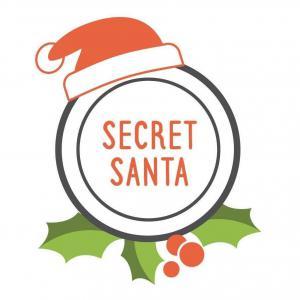 Логотип турнира Secret Santa 2018