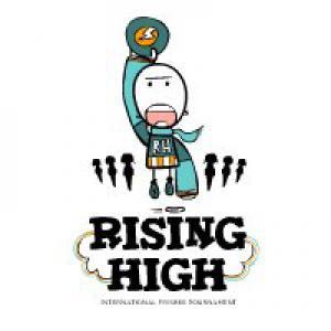 Логотип турнира Rising High 2019
