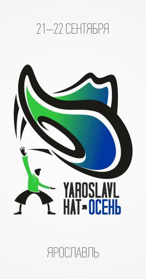 Логотип турнира YarHat'15