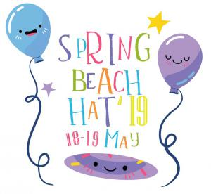 Логотип турнира Spring Beach Hat 2019