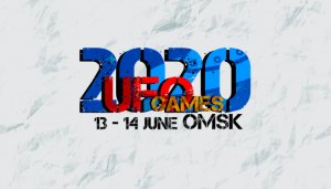 Логотип турнира UFO Games 2020