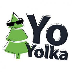 Логотип турнира Yo-Yolka 2020