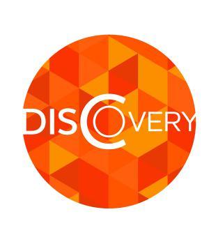 Логотип турнира DISCOVERY-2020. DRIVE