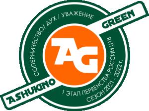 Логотип турнира Ashukino green 2021