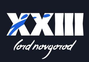 Логотип турнира Лорд Новгород 2021
