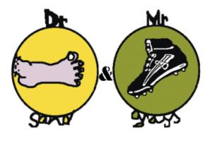 Логотип турнира Dr. Sand & Mr. Grass 2020