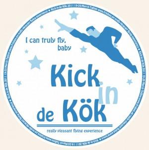 Логотип турнира Kick in de Kok 2011