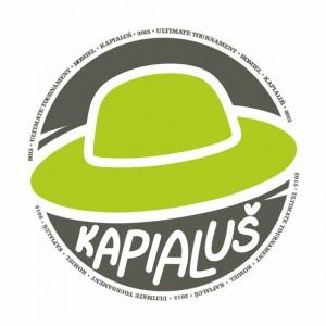 Логотип турнира Капялюш 2015