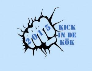 Логотип турнира Kick in de Kok 2015