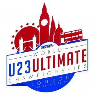 Логотип турнира WFDF World U23 2015