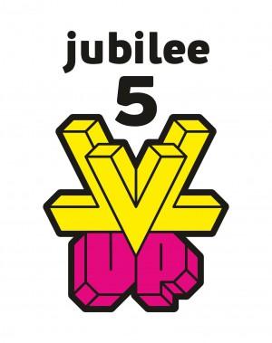 Логотип турнира Level Up Five
