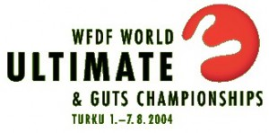 Логотип турнира WUGC 2004