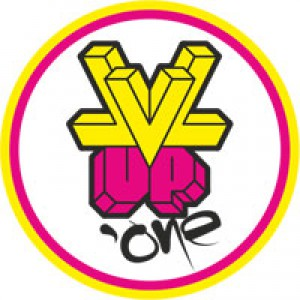Логотип турнира Level Up One