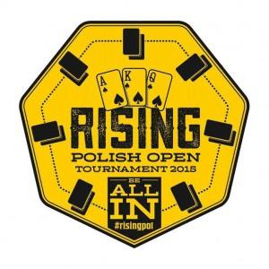 Логотип турнира Rising POT 2015