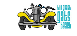 Логотип турнира BurlaBeachCup 2014