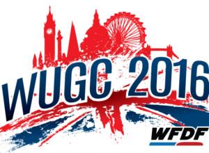 Логотип турнира WUGC 2016