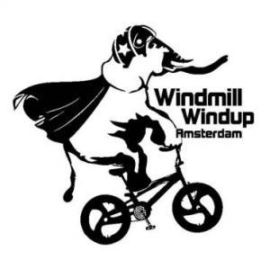 Логотип турнира Windmill Windup 2011