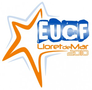 Логотип турнира EUCF 2010
