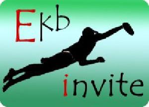 Логотип турнира Ekb Invite 2012