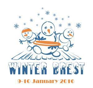 Логотип турнира Winter Brest 2016