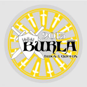 Логотип турнира Burla Beach Cup 2015