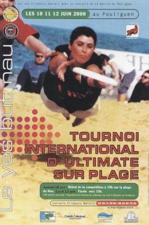 Логотип турнира Yes But Nau 2000