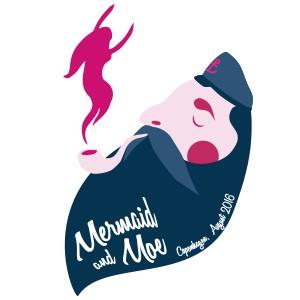 Логотип турнира Mermaid & Moe 2016