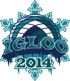 Логотип турнира Igloo 2014