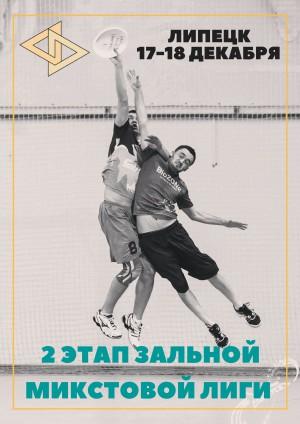 Логотип турнира 2 этап ЗМЛ 16/17