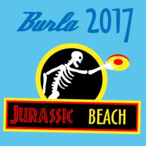 Логотип турнира Burla Beach Cup 2017