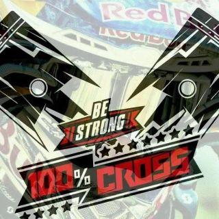 100% Cross