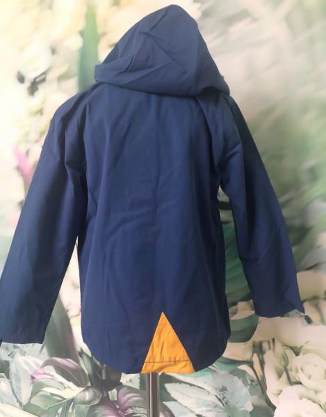 Вітрівка Monna Rosa синя унісекс 4-5 років