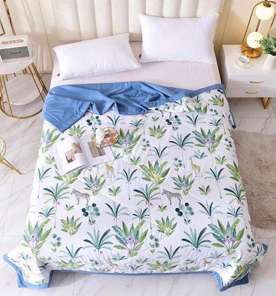 Літня ковдра-покривало Cabony 200x220 біла